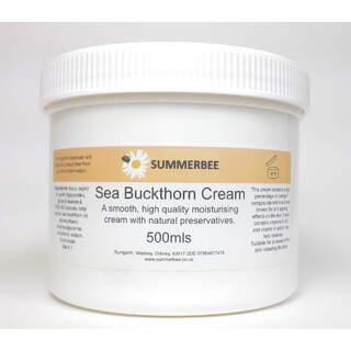 Sea Buckthorn Cream 500mls