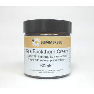 Sea Buckthorn Cream 60mls